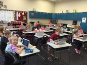 3rd graders off to a great year!