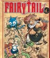 Fairy Tail, manga series by Hiro Mashimi