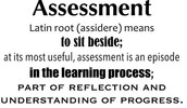 Does this change your view of assessment?
