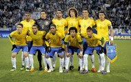BRAZIL HOLD THE WORLD CUP NEXT YEAR IN 2014