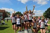 Senior Girls Sports Day
