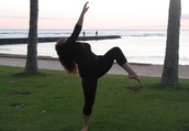 This is a fun and energetic contemporary dance class taught in English and Hebrew.