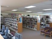 Shakopee West Junior High Media Center