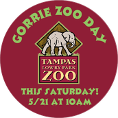 Purchase Gorrie Zoo Day Tickets Here