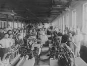 A standard New England Factory
