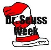 1st Grade Celebrates Dr. Seuss Week