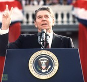 Information about Ronald Reagon
