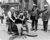 6) Prohibition