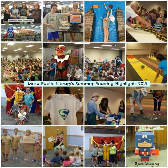 Mesa Public School Summer Programs