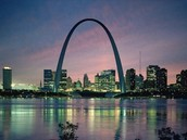 The St Louis Arch