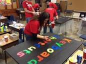 Chicago Cares Volunteers at Boone