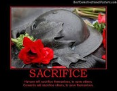 Matty's Sacrifice