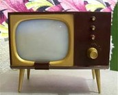 1950's televison