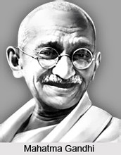 Gandhi: Persistence Through Adversities