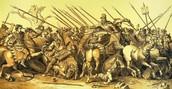 Persians take Babylon