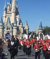 Band Marches at Disney