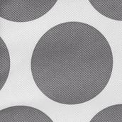 Grey Mod Dot