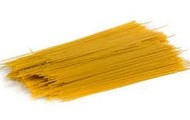 20 pieces of spaghetti