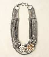 Metro Mixed Chain Necklace