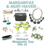 Margaritas & Must-Haves
