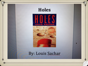 Holes Audio Book