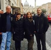 John Crook's Family