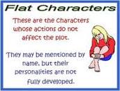 Rounding Flat Character