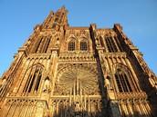 קתדרלת נוטרדם שבצרפת