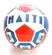 Haiti soccer ball