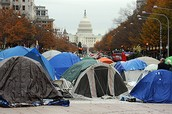 Protester Camps