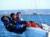 Sixth Form Sailors
