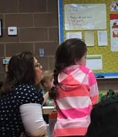 """Watching the Kindergarten """"Making Ten"""""""