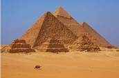 The beauty of Pyramids