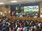 Kinder Panthers performed Character Matters, an SEL musical!