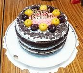 客製化生日蛋糕