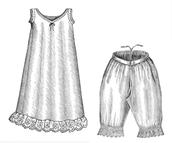 Few Early Pioneers Wore Underwear