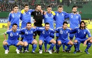 Greece's Soccer Team