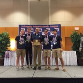 CHS Current Events Team Wins State