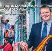 English Apprenticeships: Our 2020 Vision Executive Summary