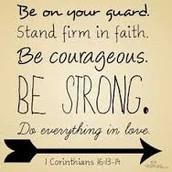 bible verse that fits me