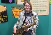Cloey - Tenor Saxophone