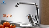 Bathroom faucet with money back guaranty