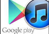 Differences & Similarities between iTunes & Google Play
