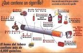 componentes de los cigarrillos