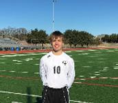 Jason Hough – JV2 Sophomore, defender