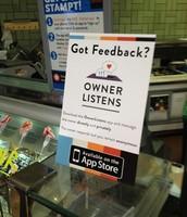 Owner Listens Everywhere!