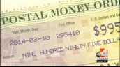 money/postal system