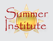 Week 8: SPECIAL SUMMER INSTITUTE SNEAK PEAK