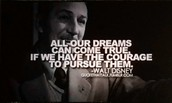 Make Your Dreams Come True!