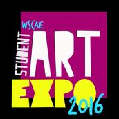 WSCAE Student Art Expo 2016
